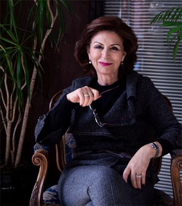 Feli García, fundadora y directora gerente de Paula Díaz