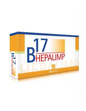 B17 Hepalimp 56 capsulas