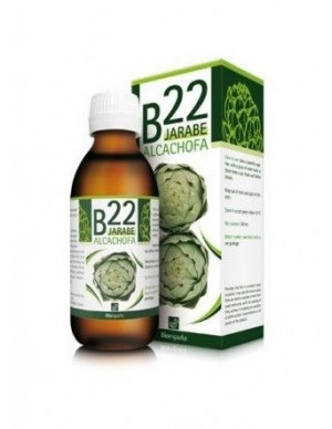 B22 jarabe de Alcachofa 200 ml