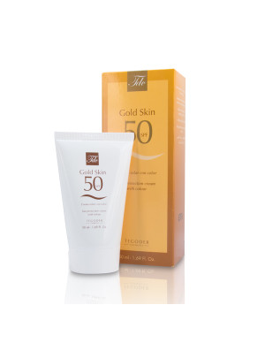 Gold skin SPF 50 50 ml