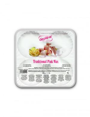 Cera tradicional Rosa 1 kg