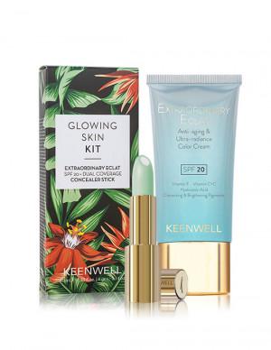 Glowing Skin Kit - Pack 7