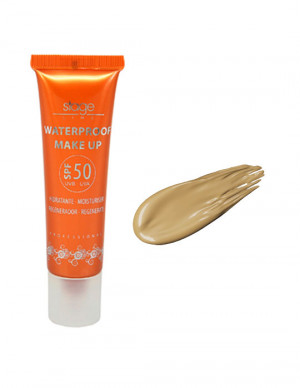 Waterproof make up SPF 50 -...