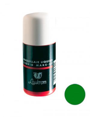 Maquillaje Líquido Verde