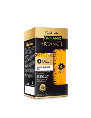 Argan Oil 4 Oils - Kativa