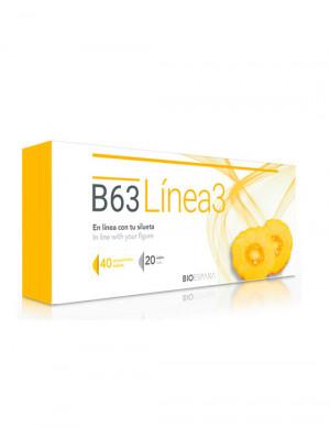 B63 línea 3 20 viales + 40...