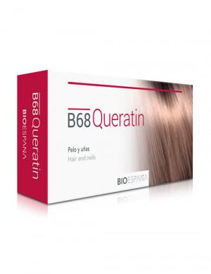 B68 Queratin 45 comprimidos