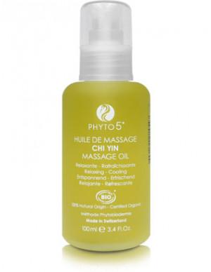 L'huile de massage Chi Yin...
